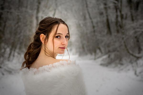 Mélo neige/  Julie Graux