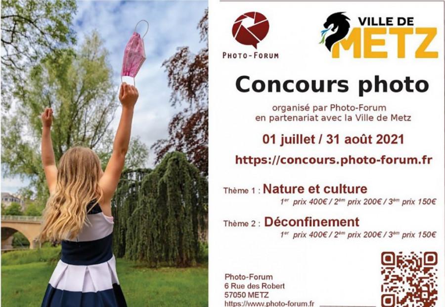 Photo-Forum organise son concours photo de l'été